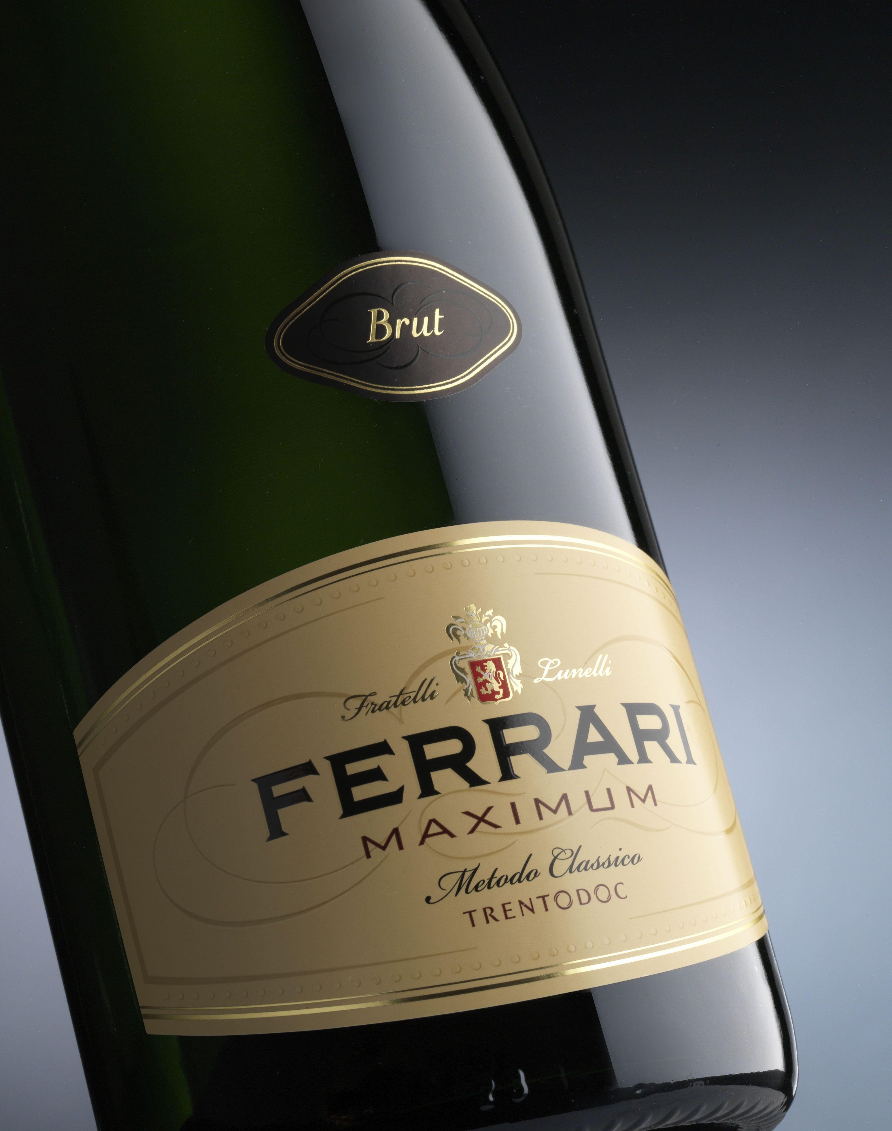 FERRARI Maximum - Fratelli Lunelli - Trentino, Italy | Trentino-Alto ...