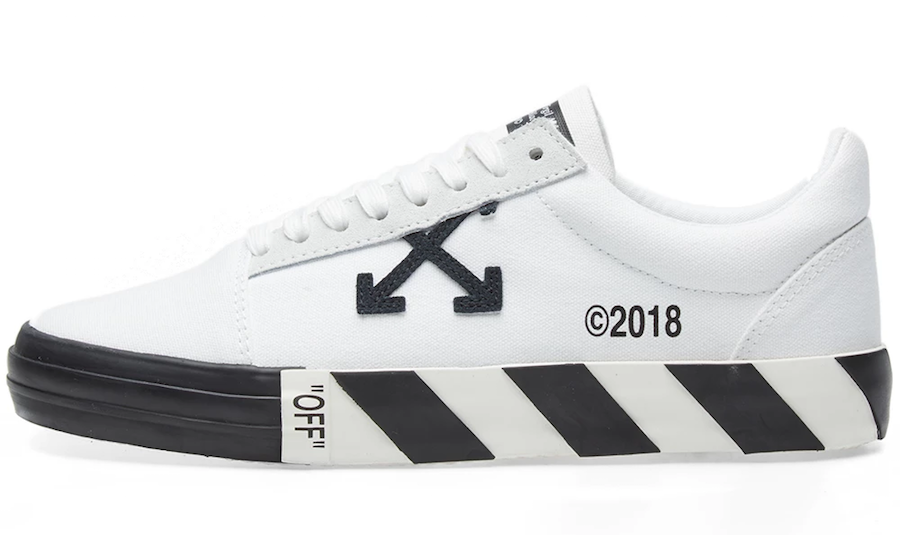 Off-White Low Top Sneaker  b33c9176de3