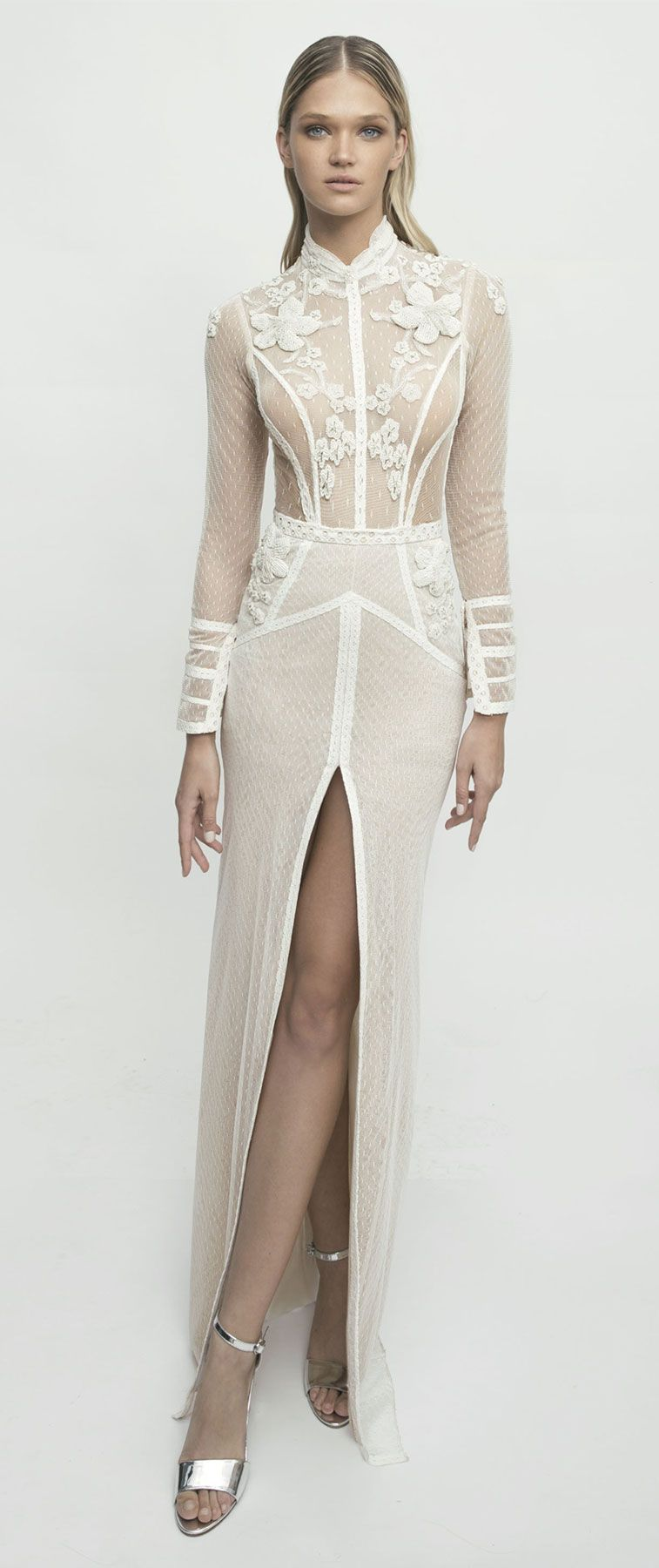 Lior Charchy NYC 2017 Bridal Collection