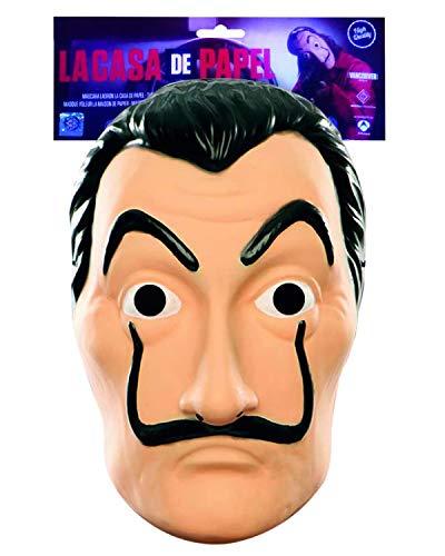 Original Cup Mascara Oficial La Casa De Papel Mascara De Salvador Dali Para Cosplay Disfraz Fiesta En 2020 Las Casas De Papel Sobres De Papel Casa De Papel