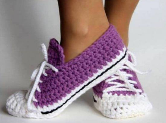 Crochet Slippers Best Collection | Bebes adultos, Zapatillas ...