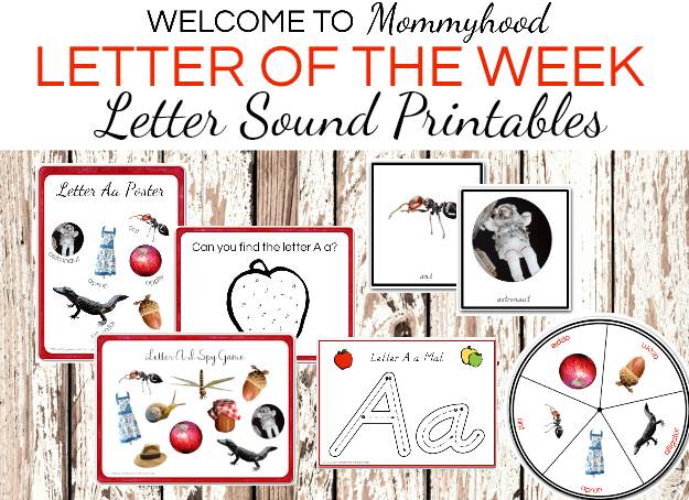 It is a picture of Slobbery Letter of the Week Printables
