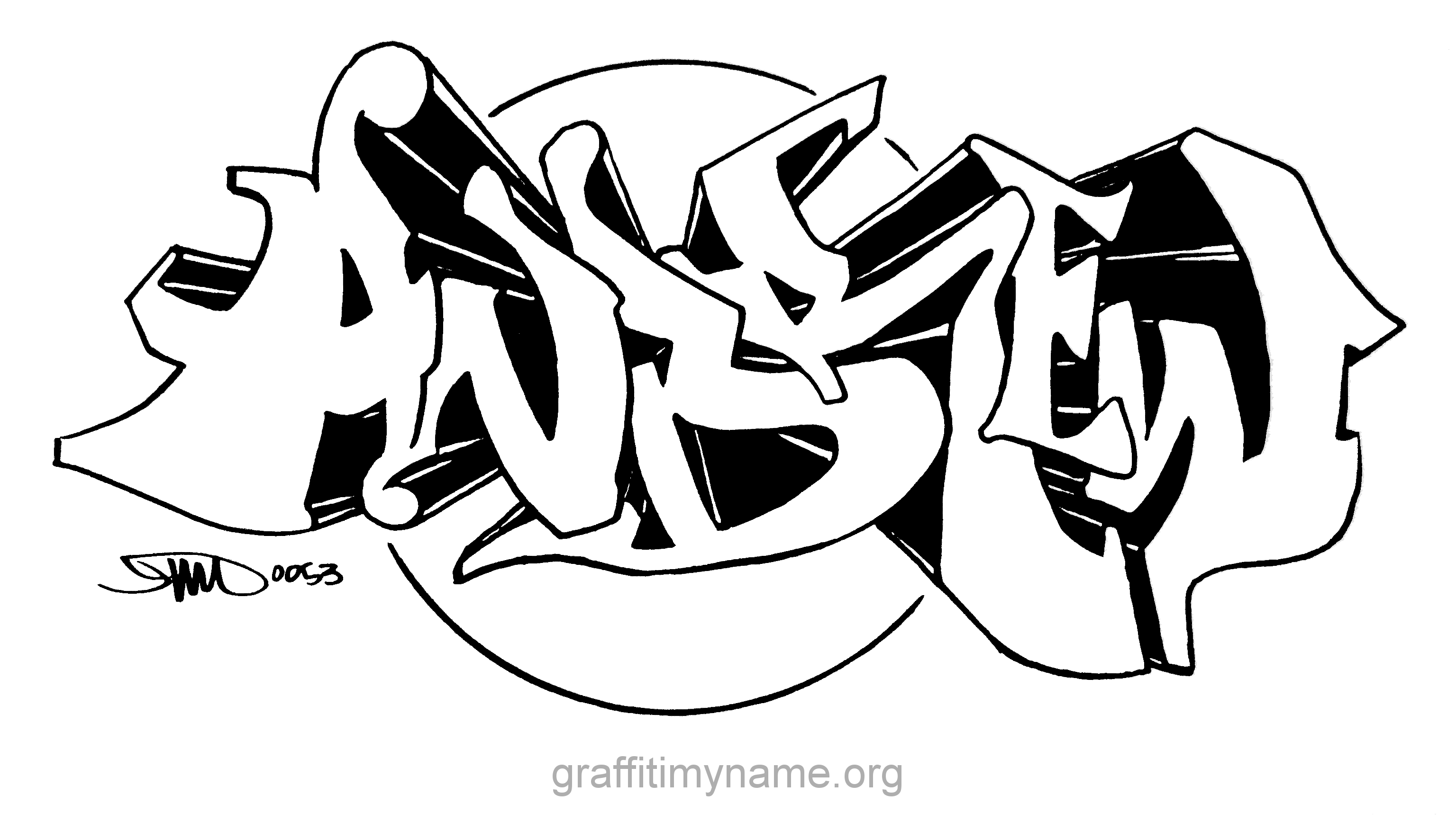 Andrew Graffiti Name Coloring Pages Sketch Coloring Page Name Coloring Pages Graffiti Names Graffiti My Name