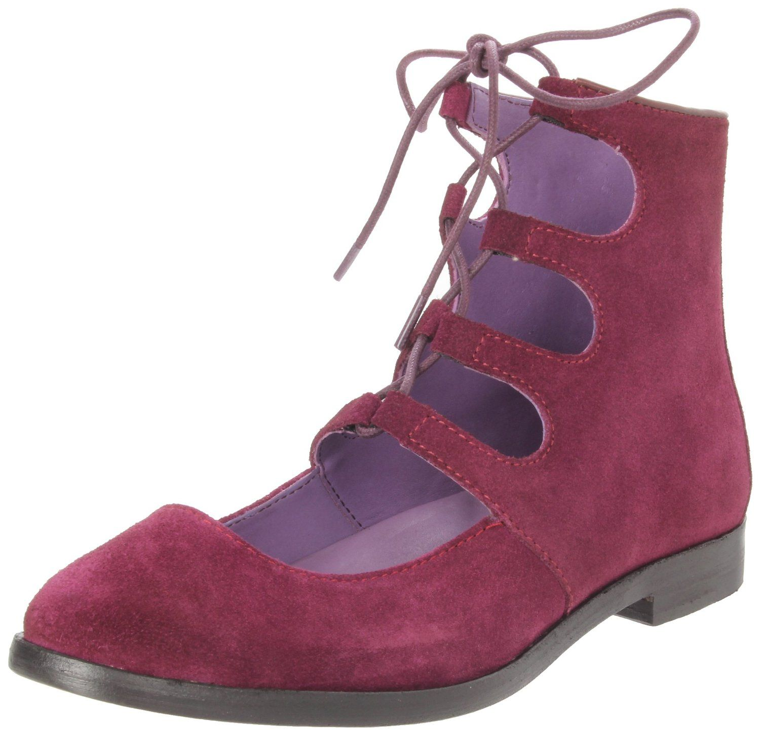 Anna Sui for Hush Puppies Women's Ghillie Lace