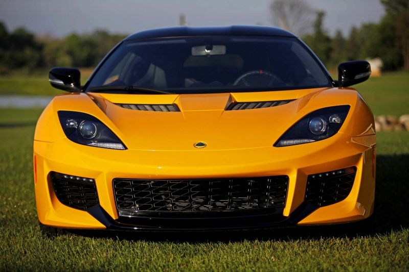 The Lotus Evora 400 now sports an Edelbrock supercharged