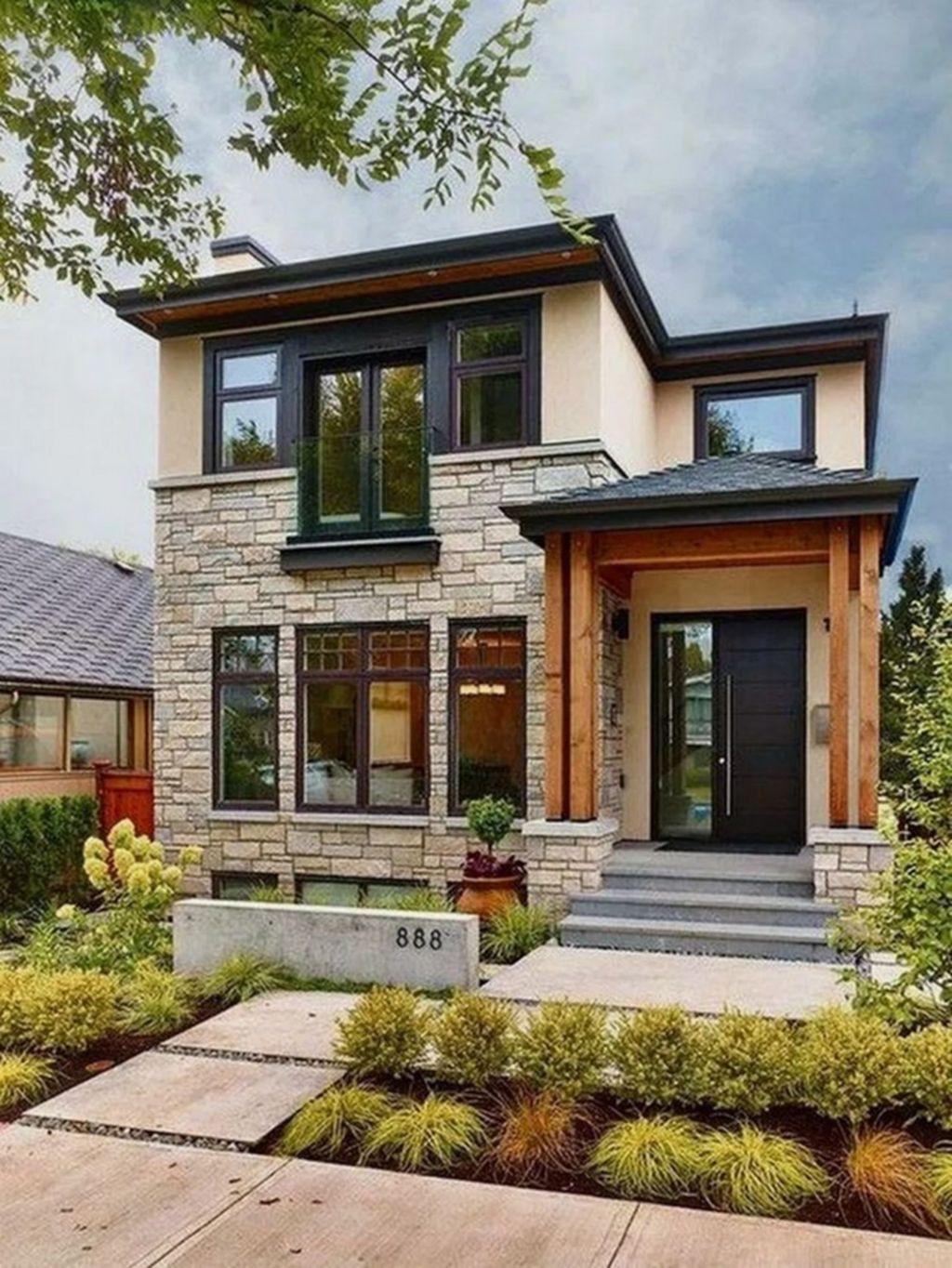 37 Stunning Modern House Design Ideas Trendehouse Contemporary House Exterior Modern House Exterior Contemporary House Design