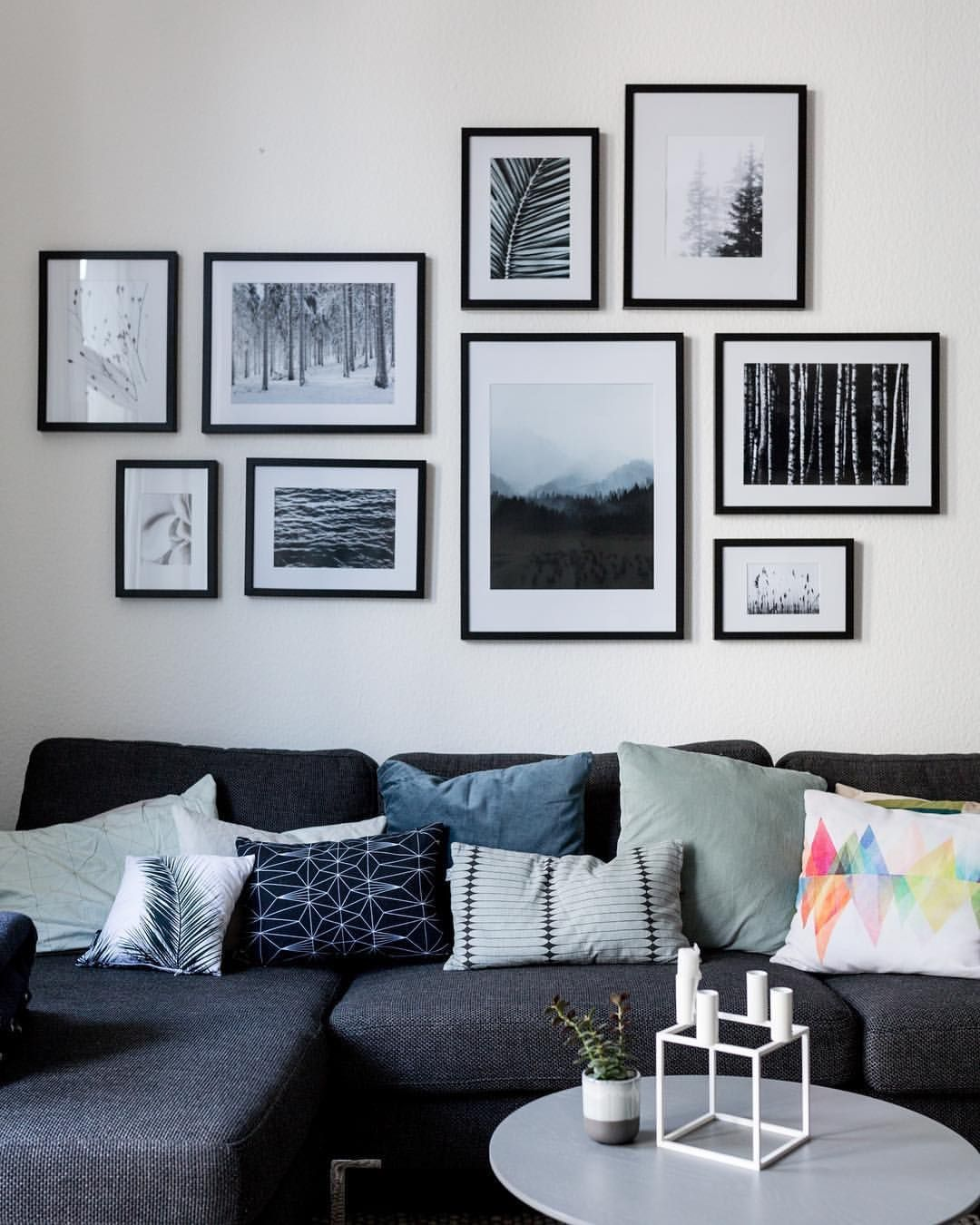 Decorate the walls of your home with something new as well as