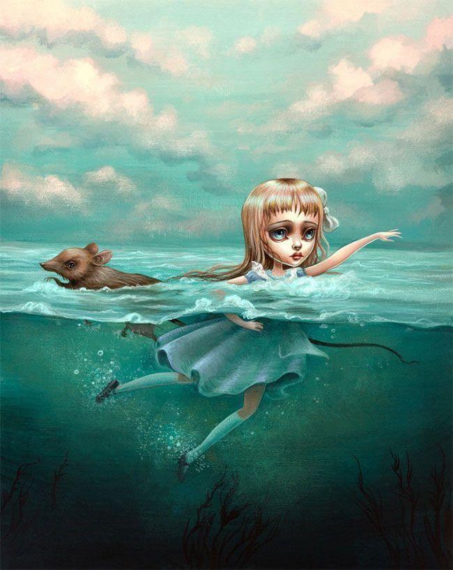 Картинка море слез