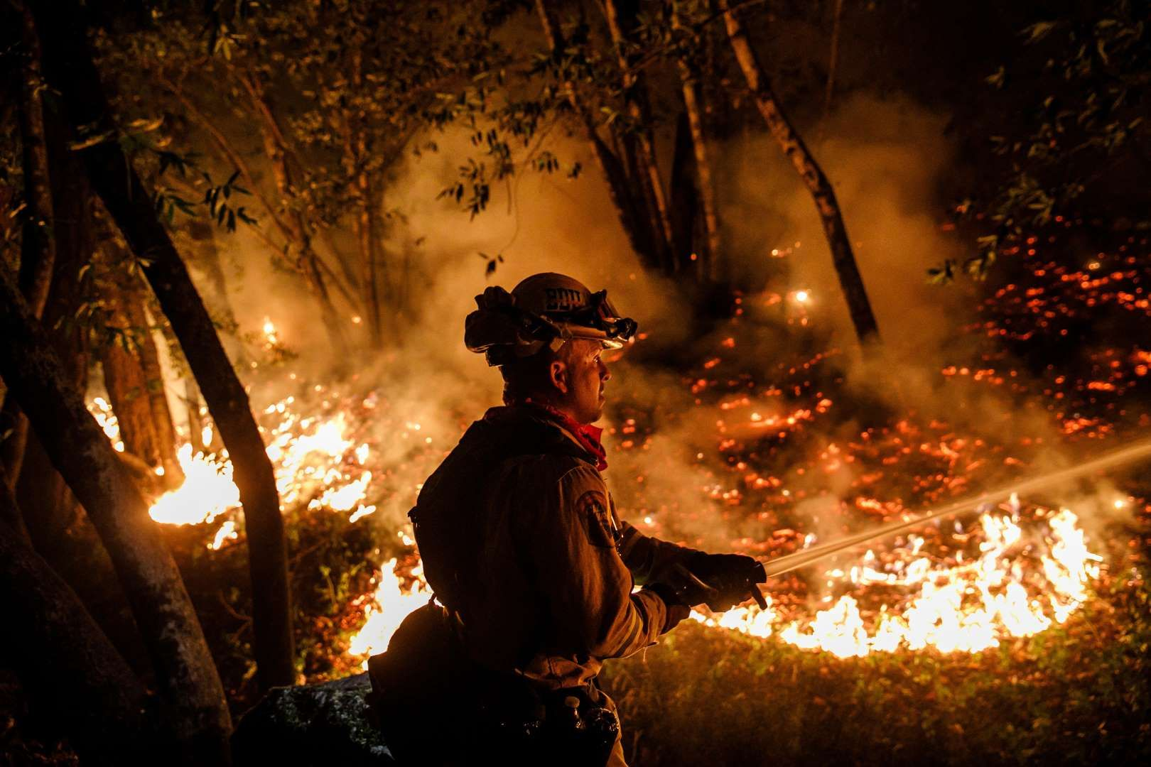 Wildfire Investigation May Take Months California Wildfires Wine Country California California