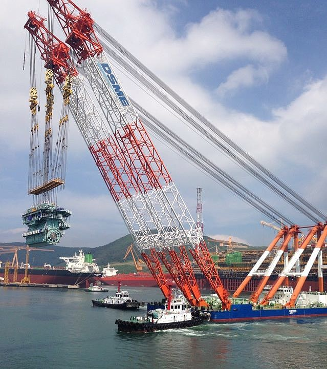 daewoo shipbuilding and machinery Daewoo shipbuilding & marine engineering co (dsme) said monday it is competing with sembcorp marine ltd, a singapore-based machinery company, to win a us$2 billion auction to build an offshore facility for us energy giant chevron dsme has been shortlisted in the bid to supply a floating.