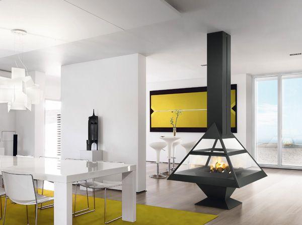 Traforart Diseño de  Chimeneas para hogares con encanto