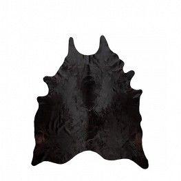 Mydomaine Editors Share Their Ultimate Dream Rooms Cow Hide Rug Ikea Cowhide Black Cowhide Rug