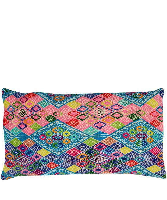 Multicolour Boda Cotton Cushion