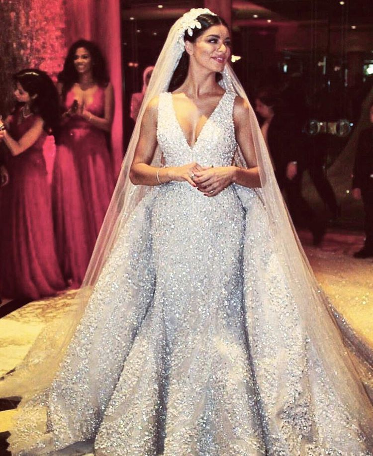 Elie Saab Bridal Stunning Wedding Dresses Wedding Dresses