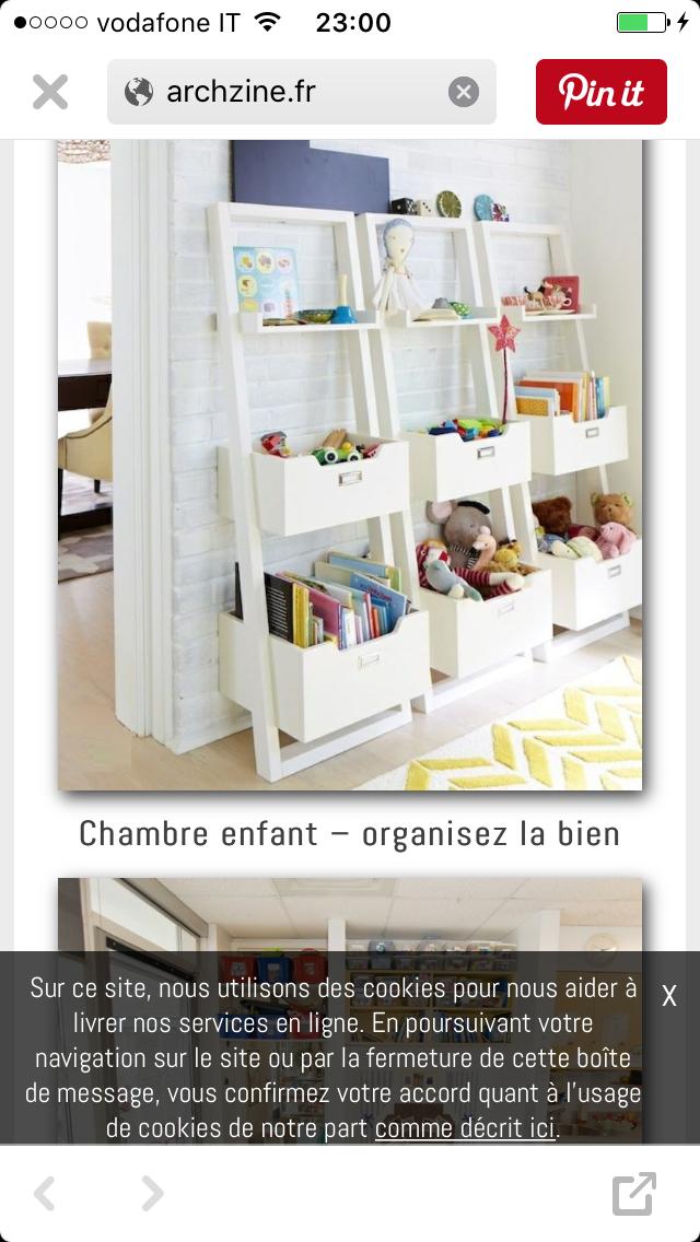 Türregal stoff  Pin by Celine on Rangement et deco enfants | Pinterest