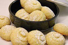 Kokos - Butter - Plätzchen (Rezept mit Bild) von räubermama72 | Chefkoch.de