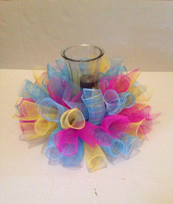 Spring Wedding Centerpiece Ideas: Épinglé Par Live, Love & Craft By Elena Sur Centerpieces