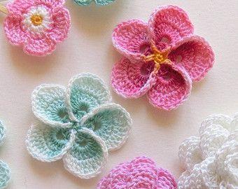 Au crochet motifs de reduction paquet idees de cadeaux par ...