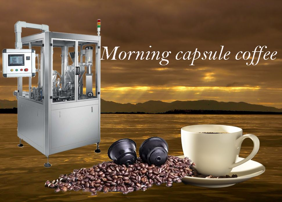 Our coffee capsule filling sealing machine is used to pack kinds ...