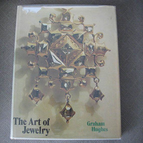 The Art of Jewelry by Graham Hughes 1972 by 925studio on Etsy, $18.00