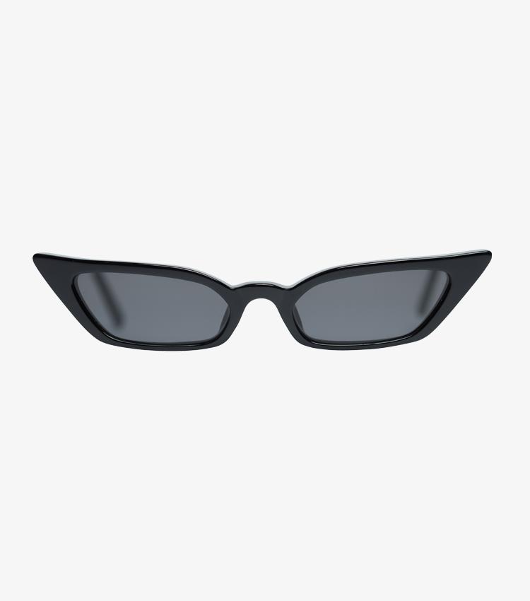1718097716d LE SKINNY - BLACK Black Sunglasses