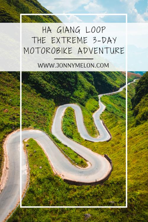 ha giang loop 3 day motorbike adventure vietnam travel philippines travel travel around
