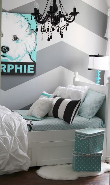 The perfect teen bedroom