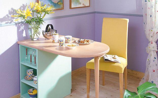 esstisch zum klappen m bel holz pinterest tisch m bel und k che. Black Bedroom Furniture Sets. Home Design Ideas