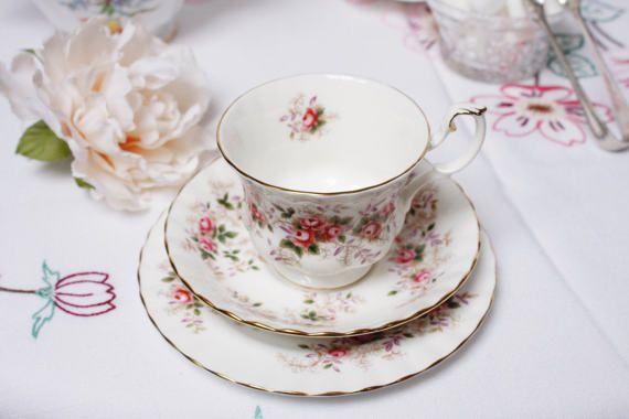 Royal Albert teaset called  LAVENDER ROSE    tea cup saucer