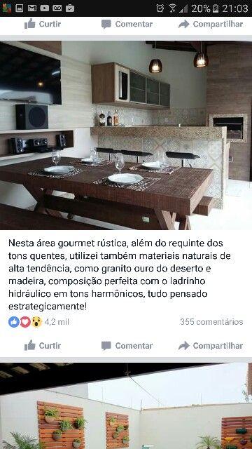 Quintal gourmet