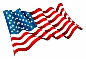Flag of USA   Doodle Idea's   Pinterest   Flags, American ...  Waving American Flag Outline