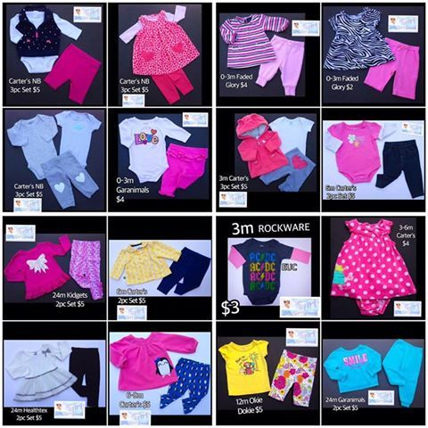 Newly added cuteness! See more here https://baby-girl-heaven.myshopify.com/collections/infant-and-toddler-fashion?page=26&sort_by=price-descending