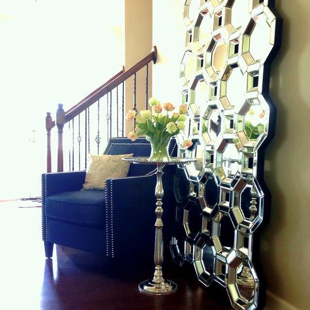 Attractive Add Our Axis Floor Mirror To Your Entryway  You Wonu0027t Regret It Design Ideas