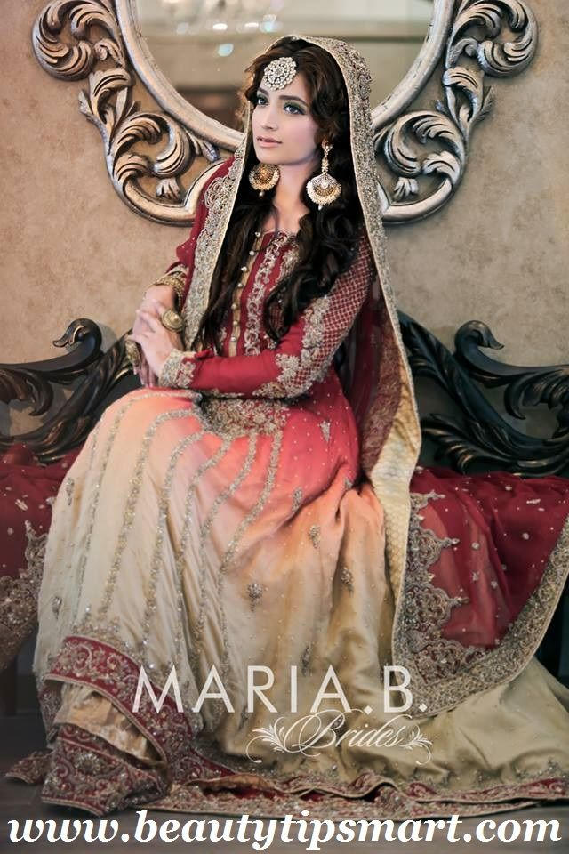 Maria B Fall Winter Arrivals 2014 Women Dresses Collection
