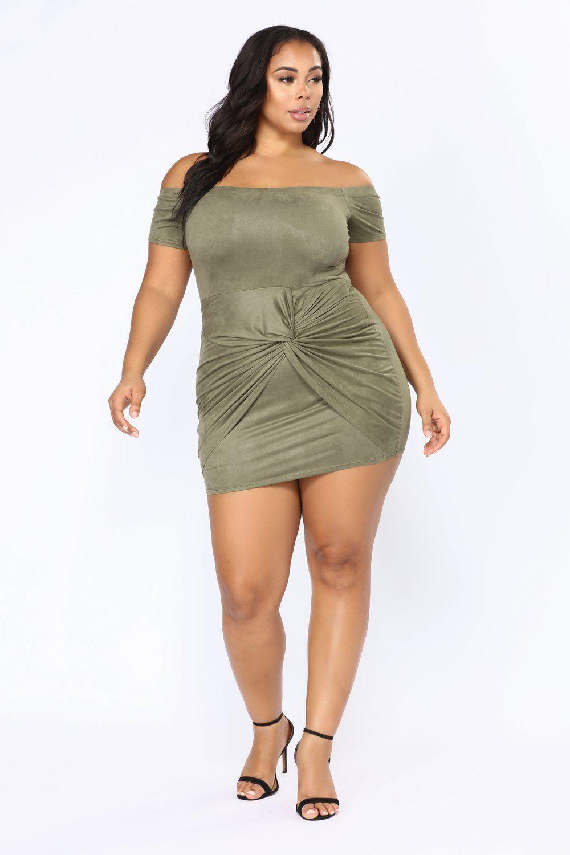 49+ Plus size suede dress information