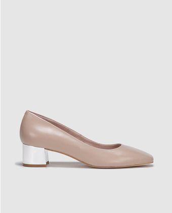 b0e39408 Zapatos de salón de mujer Antea de piel   In her shoes   Zapatos ...