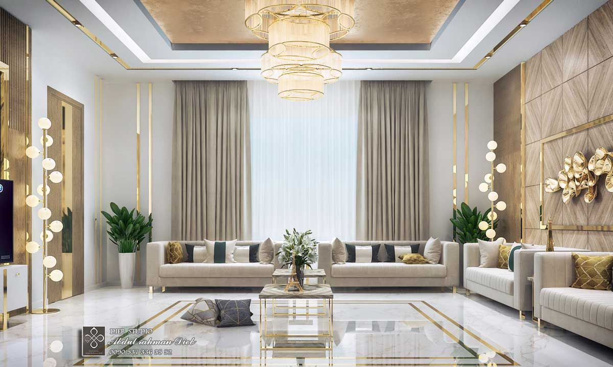 Men Majles In Modern Style Ksa Luxury Living Room Design Luxury Living Room Decor Home Living Room