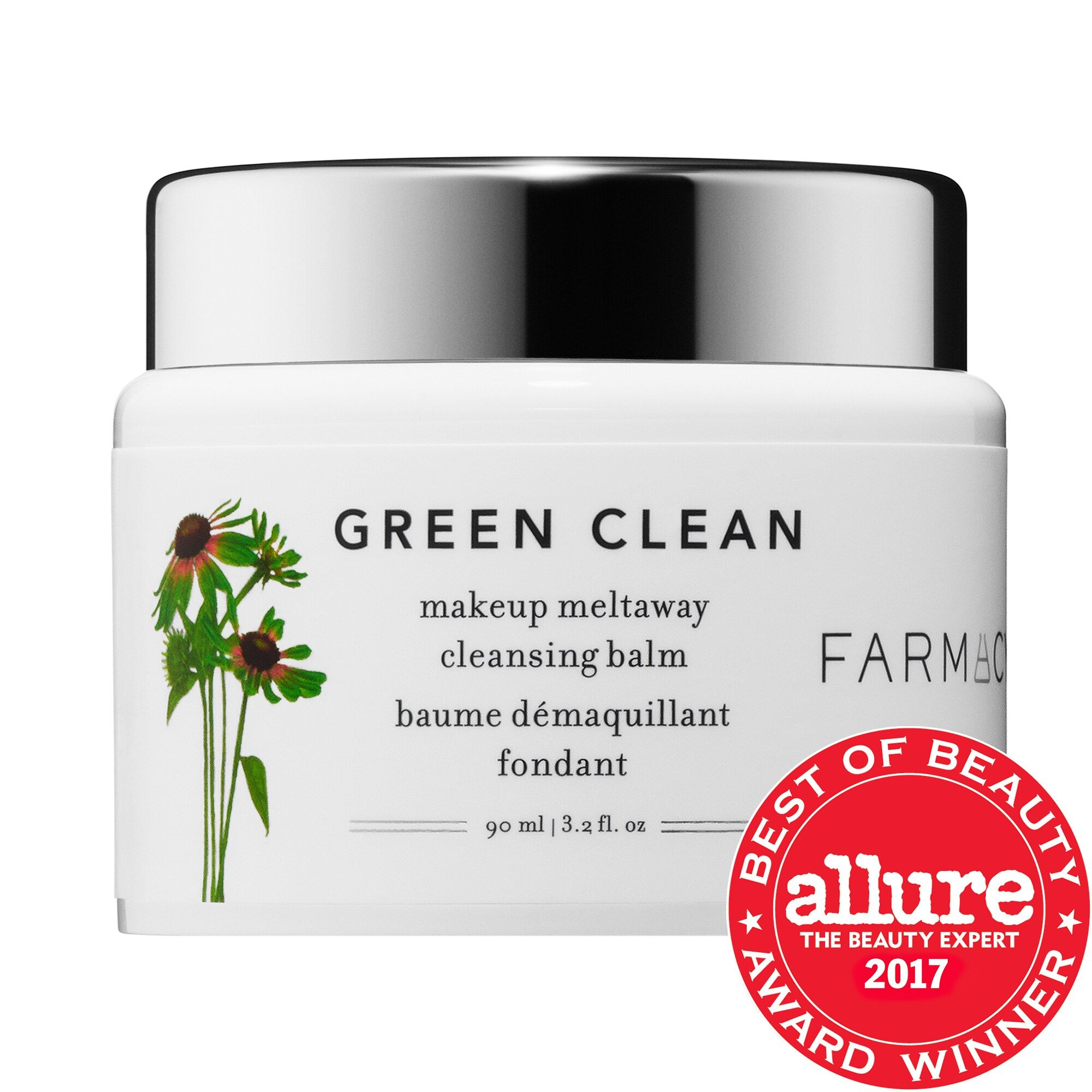 Green Clean Makeup Removing Cleansing Balm in 2020 Clean
