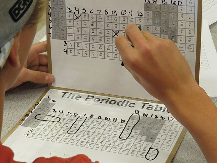 Mom Makes Periodic Table Battleship To Teach Her Kids About Elements - best of tabla periodica de elementos quimicos con nombres