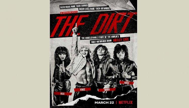 The Dirt Biopic Drama Douglas Booth Iwan Rheon Colson Baker