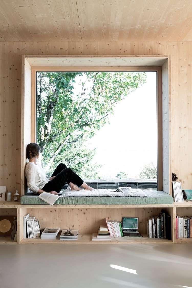 Sitzfenster planen: 30 Gestaltungsbeispiele und Tipps