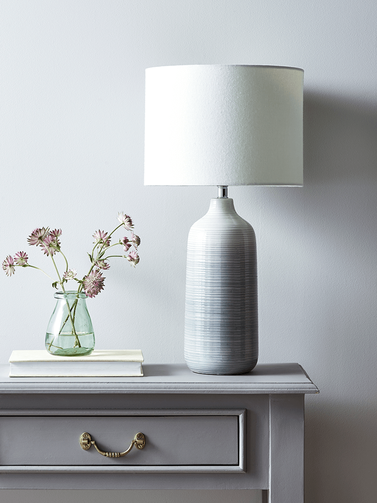 Grey Ombre Table Lamp Table Lamp Lamp Grey Ombre