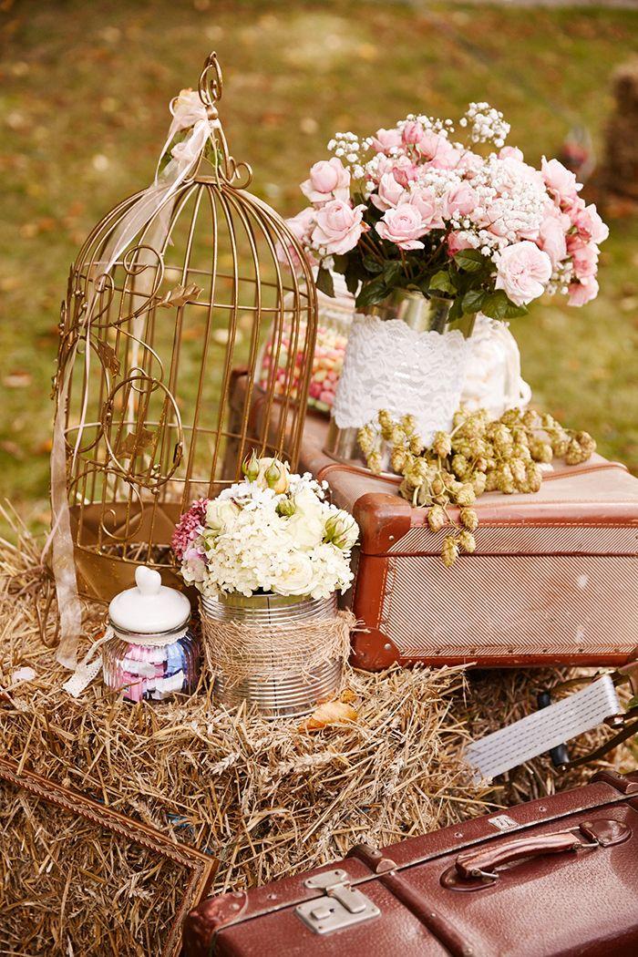 Vintage Garten Hochzeit R O S E S Pinterest Flower Decoration