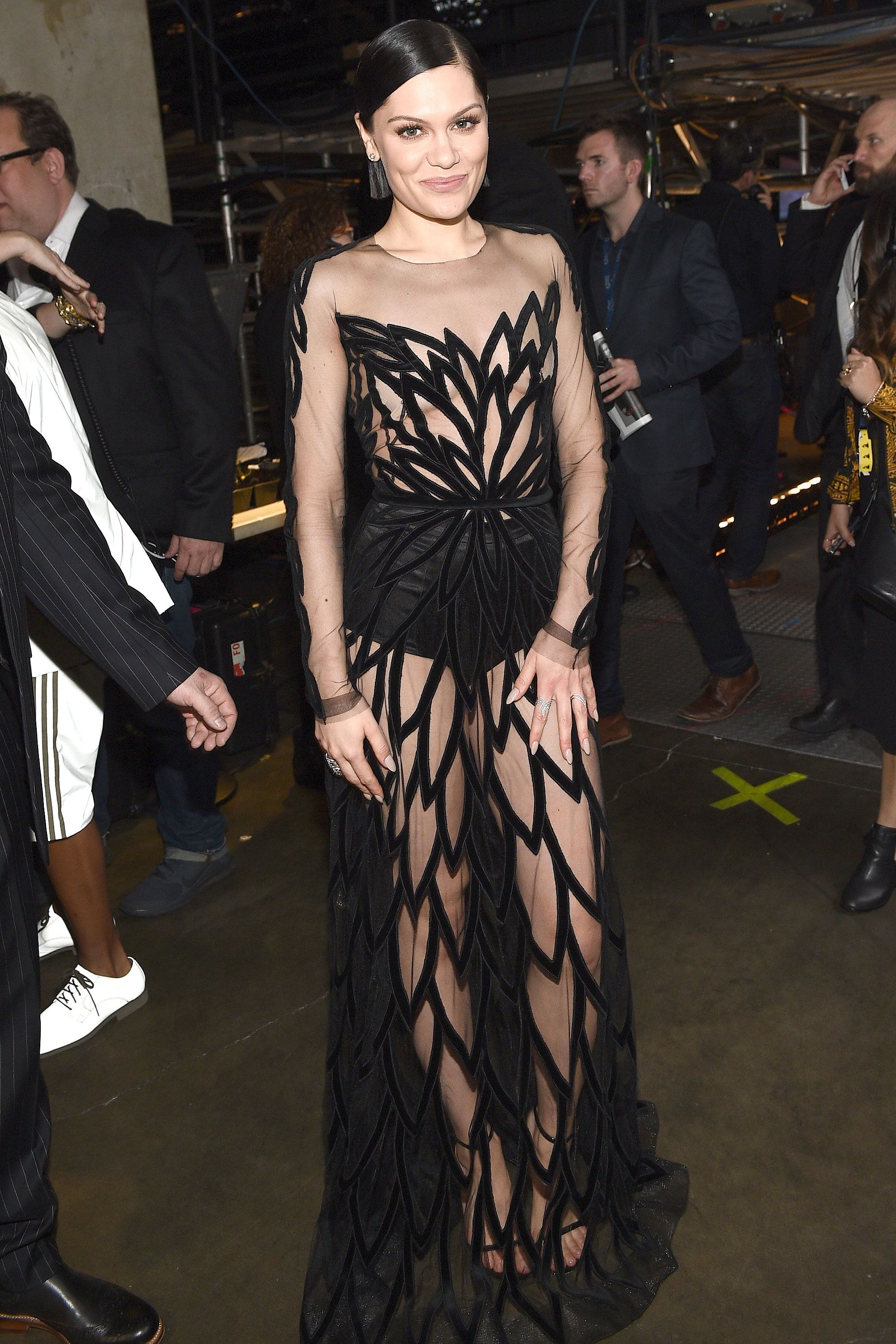 See All The Incredible Looks From The 2015 Grammy Awards Fashion Celebrity Style Grammy Awards