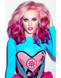 Perrie Superhero Hair Inspiration Pink Hair Hair Styles