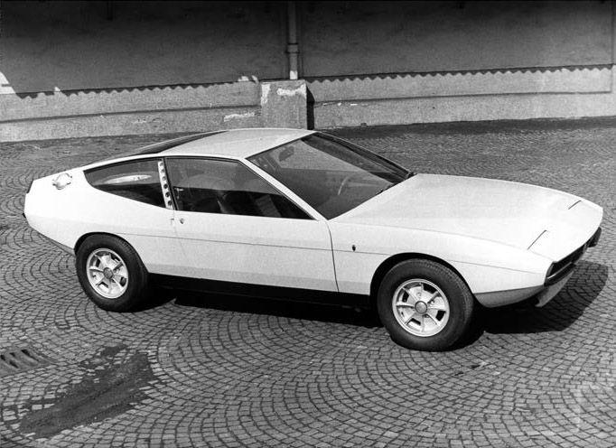 Lancia Fulvia 1600 Competizione (Ghia), 1969