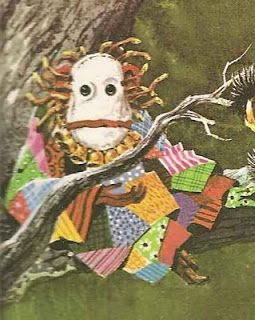 The Haunted Closet The Patchwork Monkey (1976, Baleful