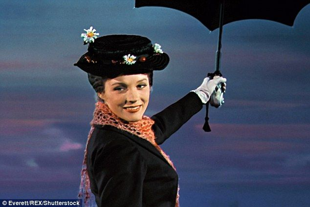 Emily Blunt to star in Mary Poppins Returns out on Christmas Day ...