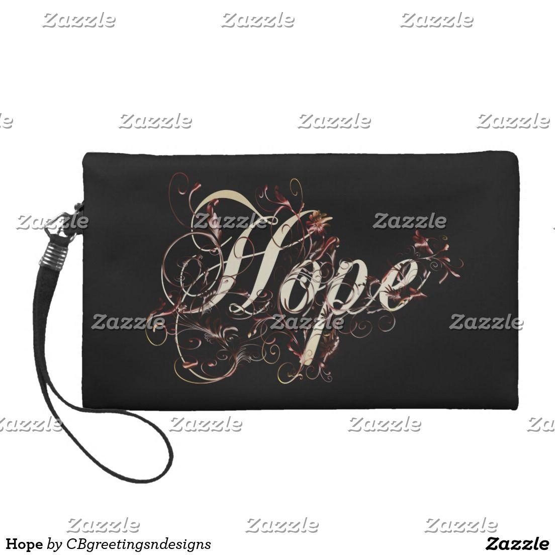 Hope Wristlet Purse