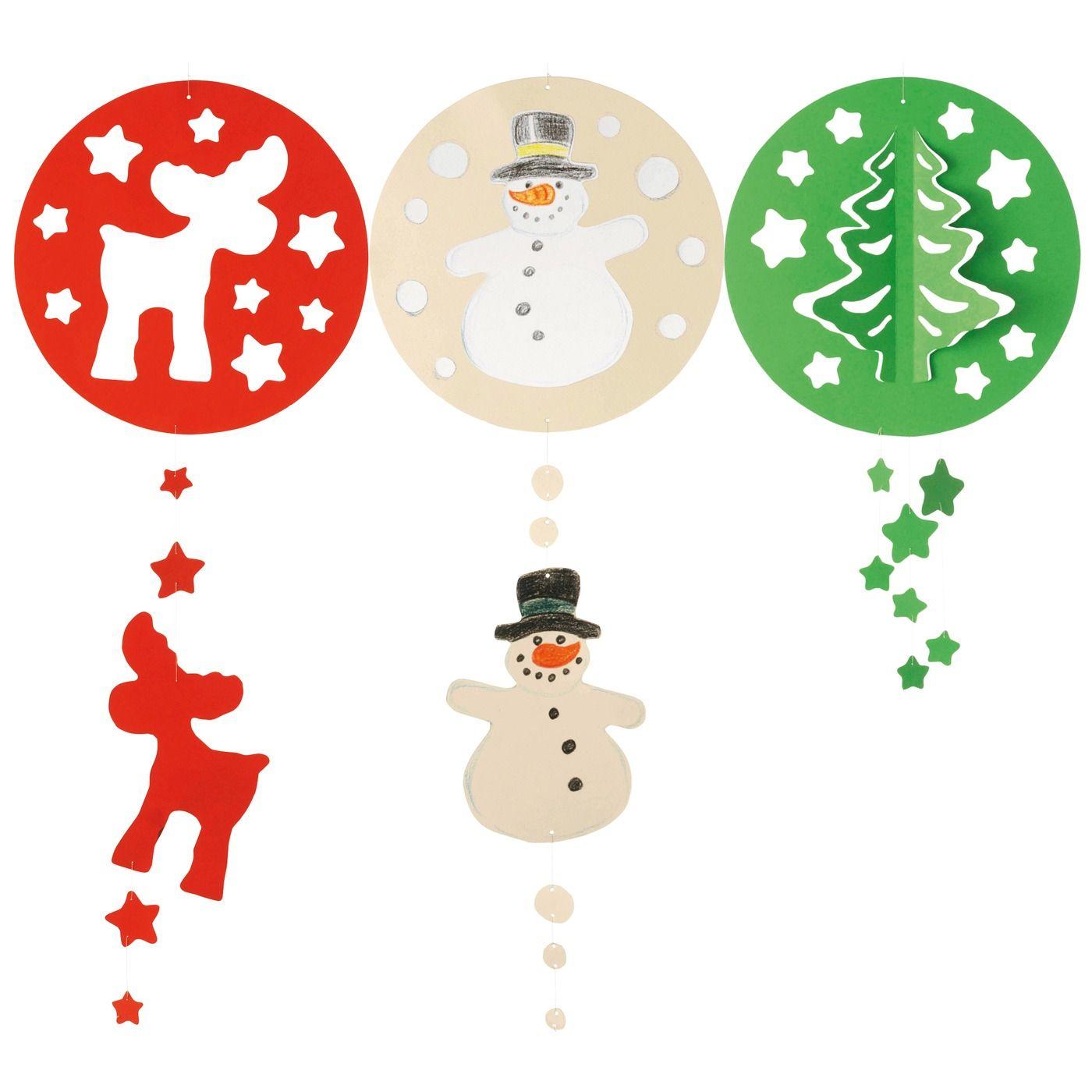 fensterbilder weihnachten jakoo 6 stück online bestellen